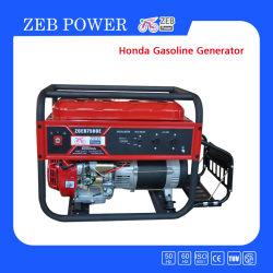 7kVA Honda Marken-bewegliche Benzin-Generatoren