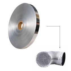 Один двойной стороны алюминиевой фольги для гибких шлангов воздуховодов
