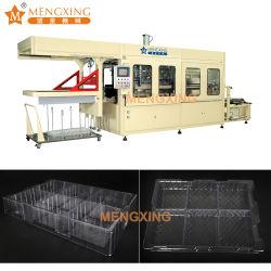 機械によってカスタマイズされるまめ機械皿ボックス版のシェルプラスチック処理機械を中国製形作るMengxing OEMの真空