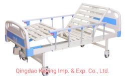 도매상 경쟁력 있는 가격 - 2대, 수동 전기병원 침대 ICU 기계