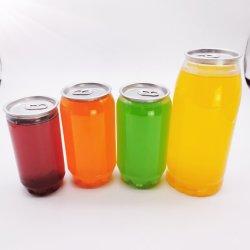 음료를 위한 도매 판매 350ml 500ml 600ml 쉬운 열려있는 얇은 알루미늄 깡통