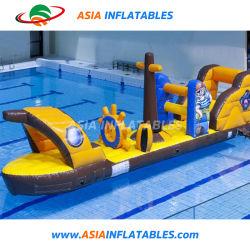 Для использования вне помещений коммерческих водный парк надувных водных препятствий для развлечений