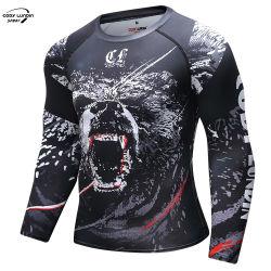 Cody Lundin OEM/ODM T シャツホールセールブランク綿 100% カスタムロゴ プリント刺繍入り T シャツメンズトップ T シャツアパレル