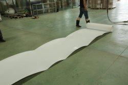 화이트 100% 버진 투명 크스토화된 크기 두께 PTFE 시트