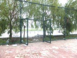 庭用 PVC コーティングワイヤメッシュ亜鉛メッキ溶接ワイヤメッシュ フェンス