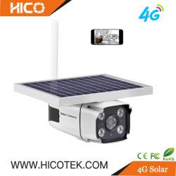 Rue étanche 4G sans fil WiFi de la carte SIM p2p la chasse de vidéosurveillance IP Mini caméra Battrey solaire
