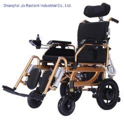 طراز 2019 أحدث طراز من السيارات الكهربائية ذات كرسي متحرك عملي/ محرك إمالة ظهر كرسي متحرك