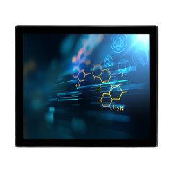 شاشة متعددة اللمس مقاومة للماء 19 بوصة مع كمبيوتر واحد واي فاي