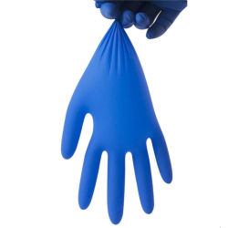 좋은 품질 처분할 수 있는 의학 분말 자유로운 가구 검사 니트릴 장갑