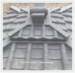 Costruzione di pietra per il Tempio