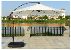 De gemakkelijke Pop-up Paraplu Van uitstekende kwaliteit van het Terras, de OpenluchtParaplu van de Tuin met de Basis van het Metaal, Parasol voor Verkoop