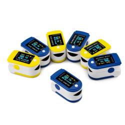 O oxímetro de pulso de dedo OLED dedo oxímetro de pulso Digital Plus oxímetro de pulso