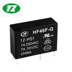 Hongfa Intermédia Subminiature Relé de Potência Hf46F-G