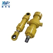 Los cilindros hidráulicos personalizado para la planta de energía del Cilindro servo