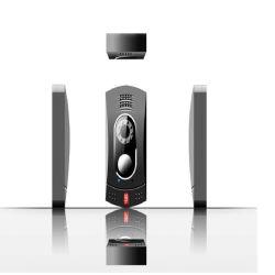DVR와 GSM 기능을%s 가진 WiFi 안전 전시 가정 도난 경보기 체계