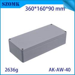 PCB를 위한 던지기 전기 안전한 무게를 다는 알루미늄 상자를 정지하십시오