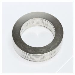 De krachtige Magneten van het Neodymium van de Ring met de Deklaag van Ni