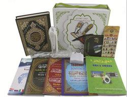 Digitahi Holy Quran Reading Pen Pq15 con l'arabo Teacher di Bukhari Tafseer Hadith Haji