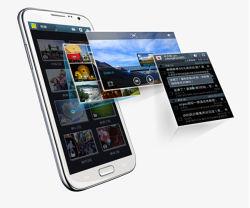Usine d'origine déverrouillé téléphone mobile Android Smartphone Note 2 N7100, votre téléphone mobile, de la marque de téléphone, téléphone GSM, Téléphone cellulaire