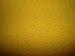 Poliéster de papel crepé de lana tejido polar para el uso de prendas de vestir