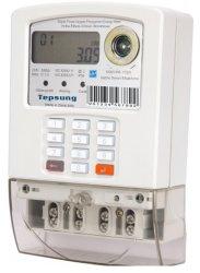 単相 2 線 STS キーパッドプリペイドエネルギーメーター前払い エネルギーメーター
