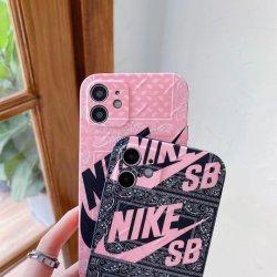 De Gevallen van de Telefoon van de Ontwerper van de Luxe van de manier voor de Maximum Dekking van de Telefoon van de Cel iPhone12PRO voor Nike