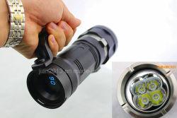 新しい! 強力なクリー族LEDのダイビングの懐中電燈
