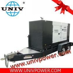 250kVA携帯用移動式トレーラーのディーゼル発電機(US200E)