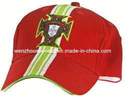 Embroidered 로고가 있는 맞춤형 야구 축구 캡 야구 모자