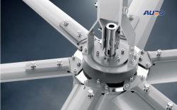 L'aimant permanent grand ventilateur de plafond pour l'industrie
