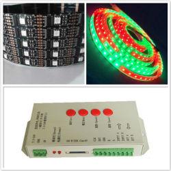 Poder Suply da tira Ws2801 do diodo emissor de luz do RGB (2811) e controladores