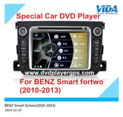 DVD-плеер автомобиля тональнозвуковое для Benz франтовского Fortwo (2010-2013) с GPS, 3D, Bti