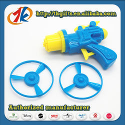 حارّ يبيع بلاستيكيّة أطفال مزح لعبة بلاستيكيّة أسطوانة بندقيّة مسدّس مدفع لعبة لأنّ ترقية