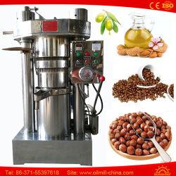 Machine hydraulique d'extraction d'huile de café et de café Camellia Oil Press