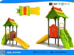 2021 مجموعة جديدة من حفلات الأطفال الرضع الأرجوحة للأطفال ملعب للأطفال في الهواء الطلق مزلقة للأطفال - ل-L172