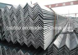 Angle de barre en acier galvanisé (A36 SS400 ST37 Q235B)