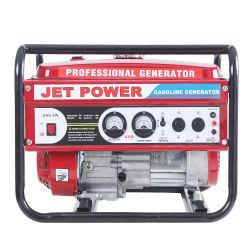 L'essence générateur à essence 3 kVA 2 kVA 5 kVA 6 kVA avec pièces de rechange du générateur