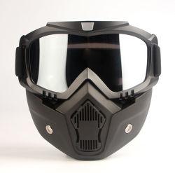 オートバイはマスク Motocross マスクを霧プルーフする UV400 保護ハーレーマスクします 大人用 CS ペイントボール Esg13150 用バイクライディングサングラス