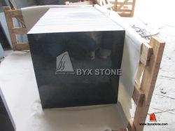 Gris foncé naturel poli Padang Granite Tile/G654 de carreaux de revêtement de sol en granit