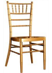 Hotsale Locust Tree madera maciza de madera silla Chiavari sillas Tiffany