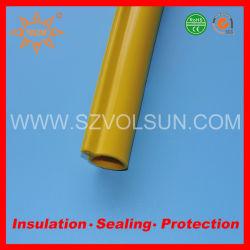 Fácil de instalar 35kv cubierta de protección de caucho de silicona para cable