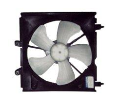 precio de fábrica china de 12V 24V DC de refrigeración del radiador condensador ventilador refrigerante para Toyota conj.