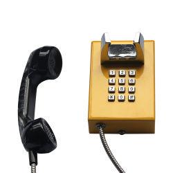 IP66 peças anti-vandalismo e a função de telefone