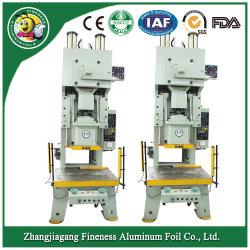 2018 Nouvelles de haute qualité contenant d'aluminium semi-automatique Making Machine
