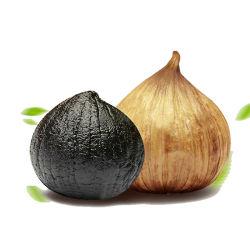 Le bon goût des aliments de santé de l'ail simple noir fermenté