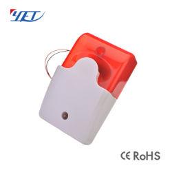 LED da porta larga Lâmpada de alarme vermelho intermitente ainda Sirena619