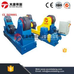 Dzg5 Rotador de soldadura rotador de depósito / Rodillos girando