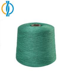 뜨개질을 하는 길쌈 Mops를 위한 재생했거나 회생된 무제한 대출 제공 털실 50% 면 50% 폴리에스테