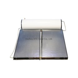 Nuevo integrado de alta presión calentador de agua solar Tankless