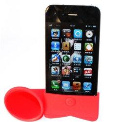 Sy02-05-001 Logo personnalisé haut-parleur en silicone pour iPhone 6S